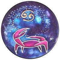 KR_CAN_MED Zodiac - Cancer Sign (Medium)
