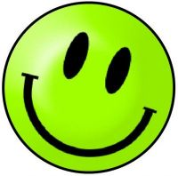 KR_SMI_GRN_MED Smiley Green (Medium)