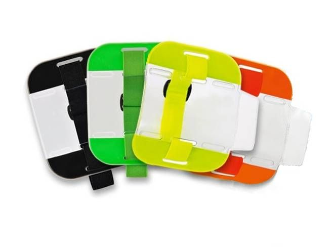 Arm Band ID Holders