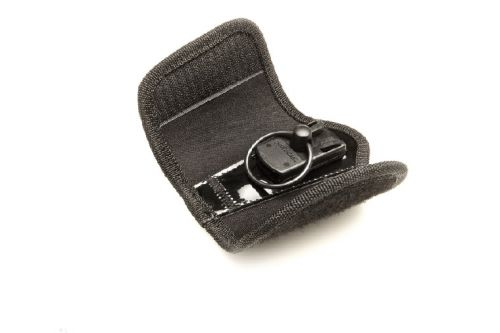 KR_RKC_BN is a Duty Gear Key Silencer with Locking Removable Key Holder and 30mm Metal Split Ring.