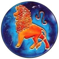 KR_LEO_SML Zodiac - Leo Sign (Small)