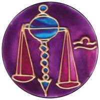 KR_LIB_SML Zodiac - Libra Sign (Small)