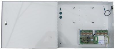 12V @ 8 Amp Power Supply with facility to mount 1 Access Control Panel