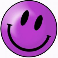 KR_SMI_PUR_SML Purple Smiley (Small)