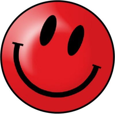 KR_SMI_RED_SML Red Smiley (Small)